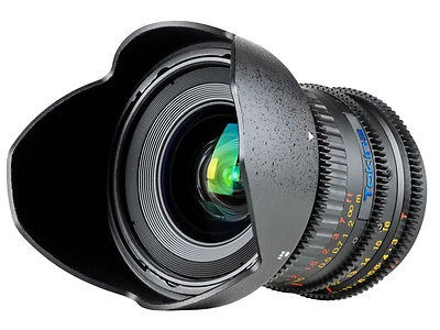 tokina cine 11-16mm t3 wideangle zoom lente para canon . u s