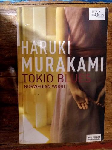 tokyo blues norwegian wood -haruki murakami
