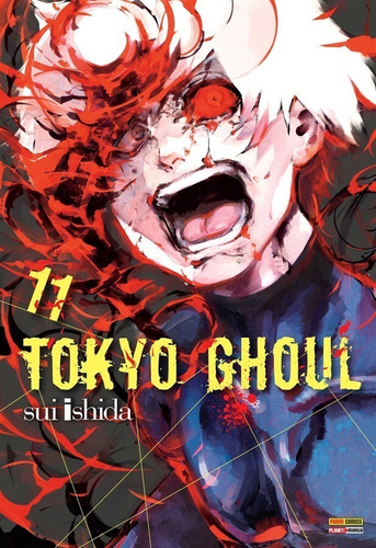 tokyo ghoul 8 ao 11 reimpressão! mangá panini! novo!