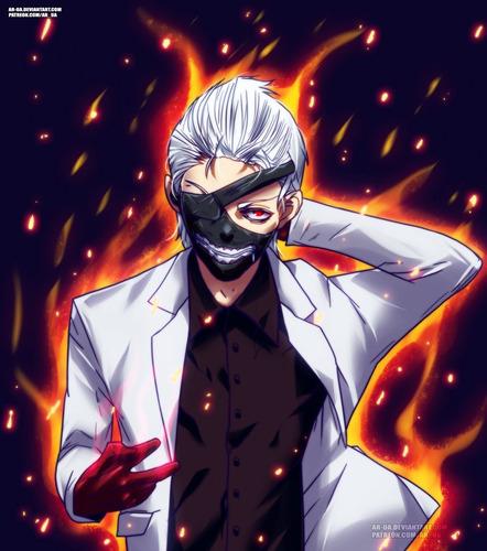 tokyo ghoul completa