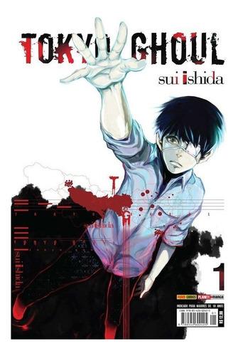 tokyo ghoul - edição 1