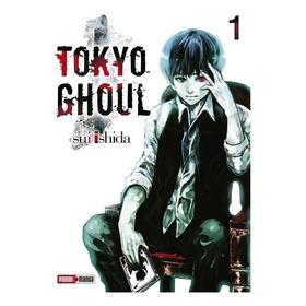 Tokyo Ghoul Manga Tomos Originales Panini Manga