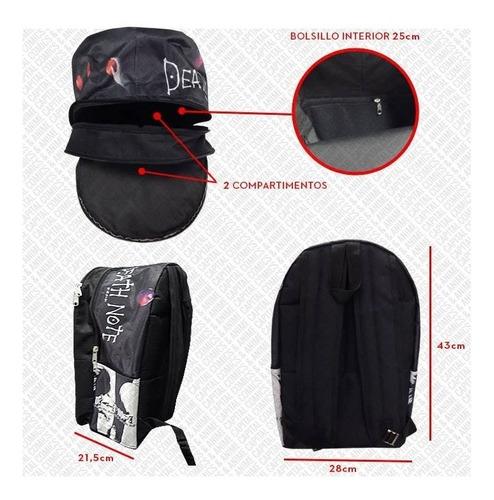 tokyo ghoul mochila backpack ken kaneki mascara