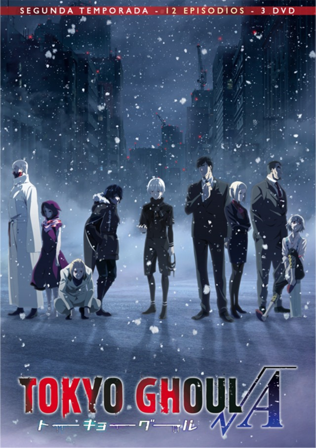 Tokyo Ghoul Bs.To
