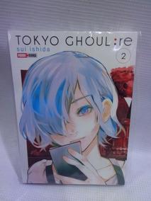 Tokyo Ghoul Re Vol 2 Manga Editorial Panini