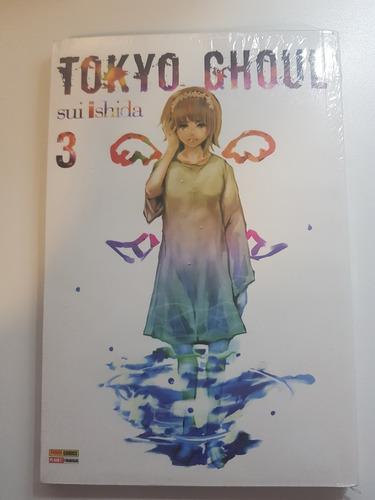 tokyo ghoul volume 3