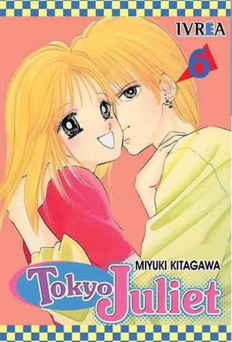 tokyo juliet 06 (comic) - miyuki kitagawa