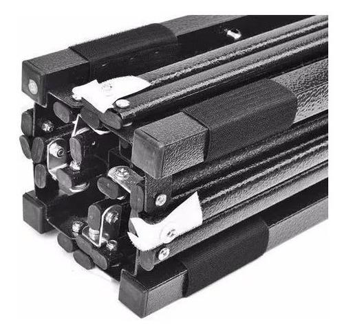 toldo 2x2 m plegable impermeable para exterior 12kgs