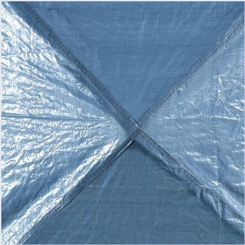 toldo 3x3 color azul