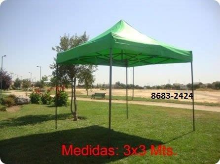 toldo 3x3 plegable, playa, catering, fiestas, campamento.