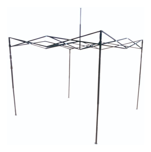 toldo 3x3 techo carpa plegable lona impermeable reforzado