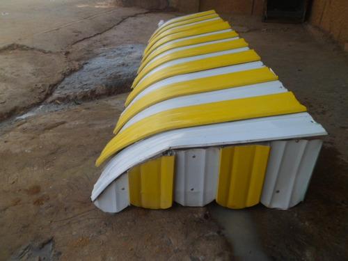toldo de aluminio de 2.25 metros x 61 cm