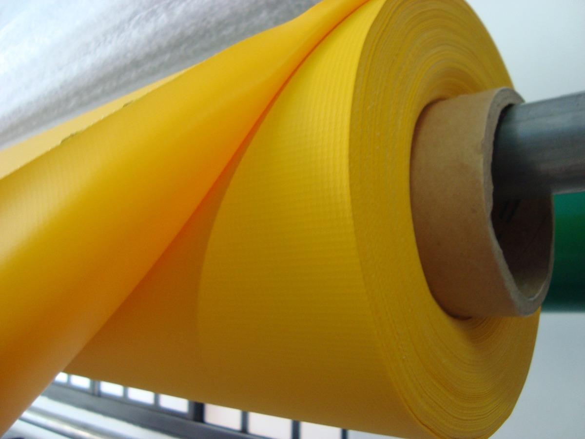 Toldo lona sansuy df amarelo 1 45mt larg pre o por metro - Lonas para toldos por metros ...