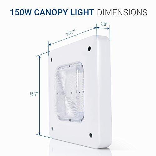 toldo luz de nd 5000k 100150w 150.00watts 100277.00 volts