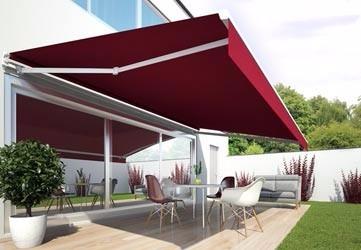 Toldo Para Sol Exterior Brazo Invisible 85000 En Mercado Libre - Toldos-para-exterior