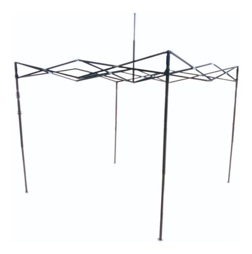 toldo reforzado techo, carpa, plegable 3 x 3 con lona