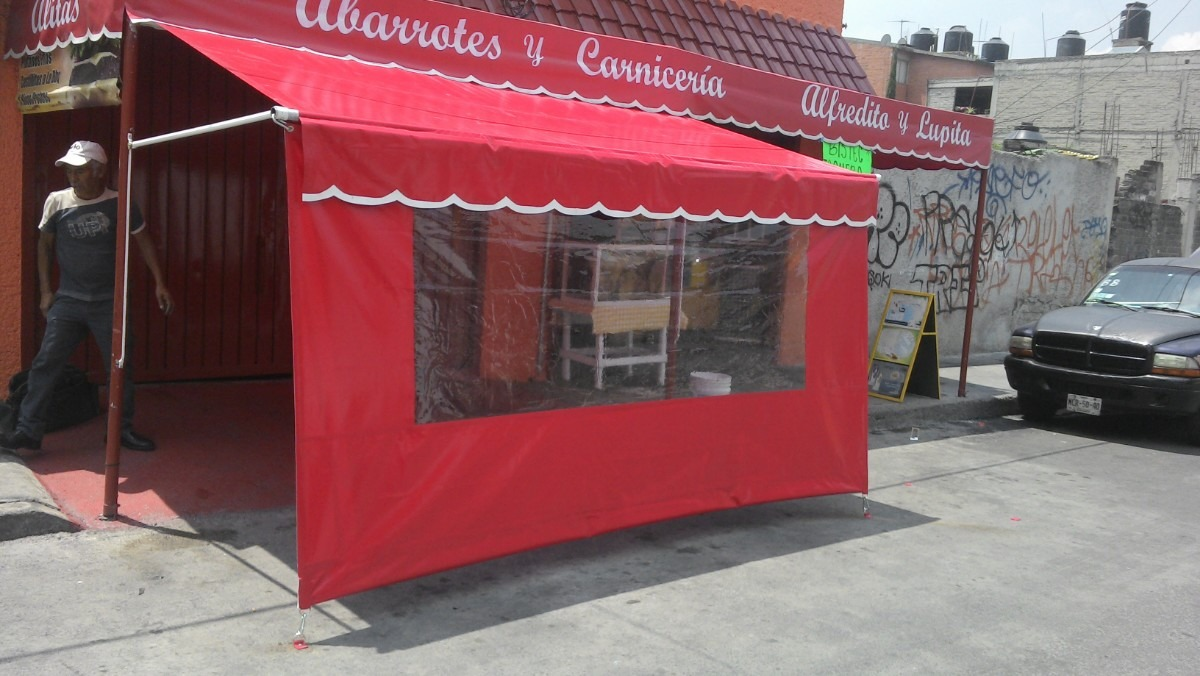 Toldo retractil y fijo lonas enrollables malla sombra for Oferta toldos retractiles