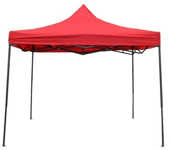 Toldo techo carpa lona plegable 3x3 metros con lona - Carpa 3x3 plegable ...