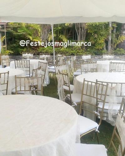 toldo5x5, sillas tiffany, mesas, set de foto, area lounge