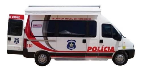 toldos articulados p/ veiculos /onibus / van / motorhome /