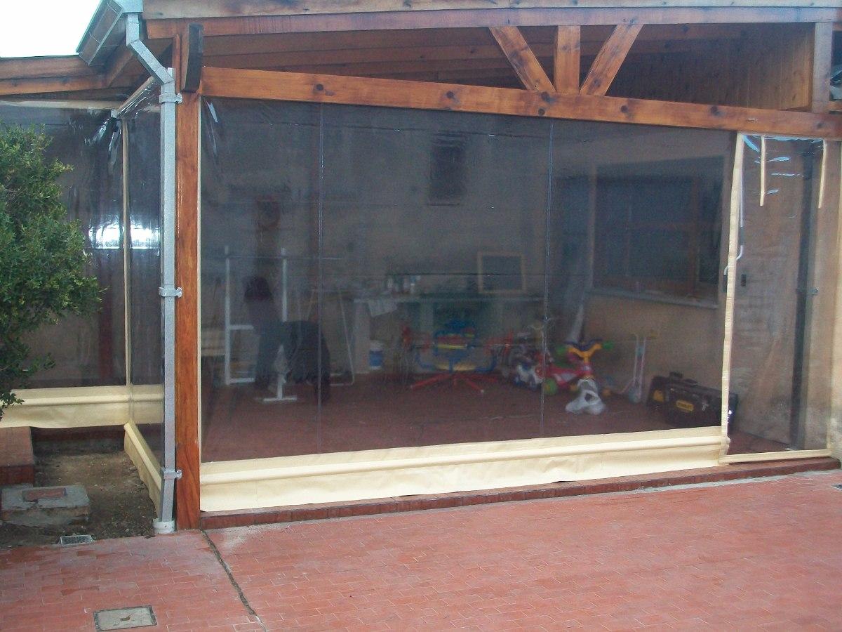 Toldos cerramientos lona cristal n 5 quinchos galerias for Toldos para balcones capital federal