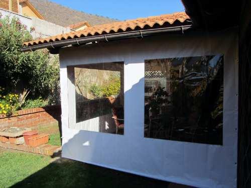 Toldos cierres panoramicos para terrazas tela pvc 17 - Cierres de aluminio para terrazas ...