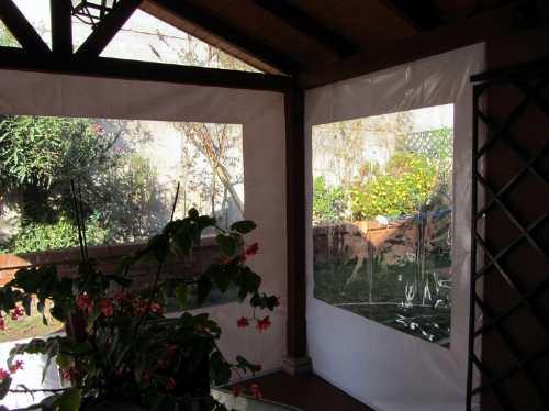 Toldos cierres panoramicos para terrazas tela pvc 17 for Roldanas para toldos