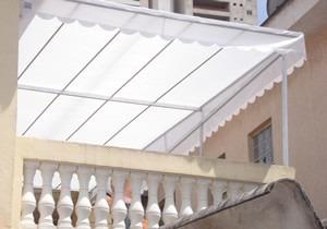 toldos, cortinas e faixadas em acm