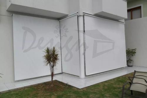 toldos cortinas fechamentos p/ box e shopping - sob medida