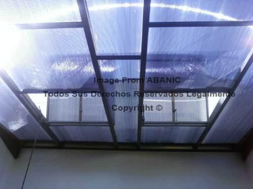toldos de aluminio y cerramientos abanic