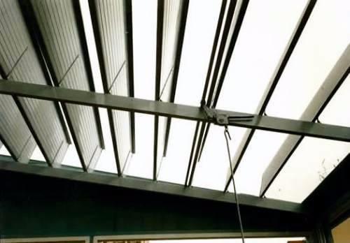 toldos de aluminio  y techos de policarbonato
