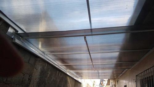 toldos e coberturas em policarbonato e alumínio