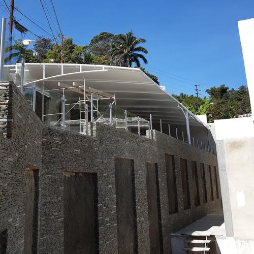 toldos estructurales y persianas