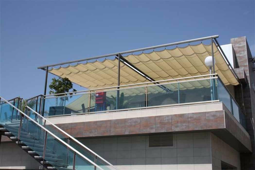 Toldos palillera en mercado libre for Toldos corredizos para terrazas