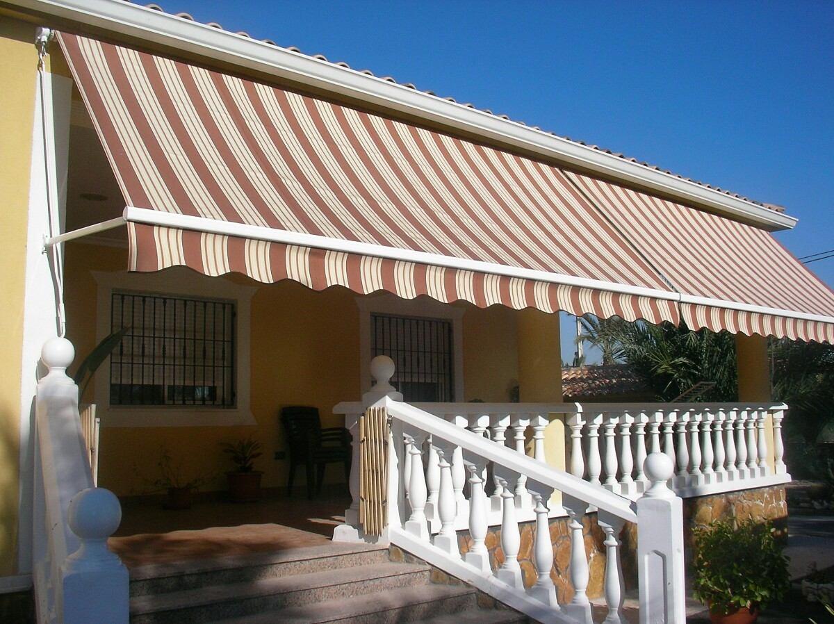 Toldos Para Terrazas Patio Balcones Kioscos Negocios - $ 700,00 en ...