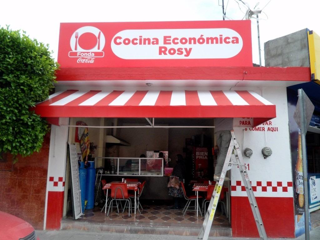 toldos para tu negocio locales en mercado