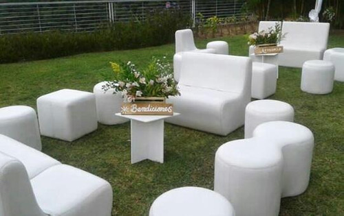 toldos, sillas tiffany, mesas, cavas, áreas lounge