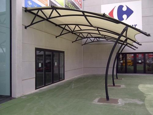 toldos techos reparacion/restruc estructurales policarbonato