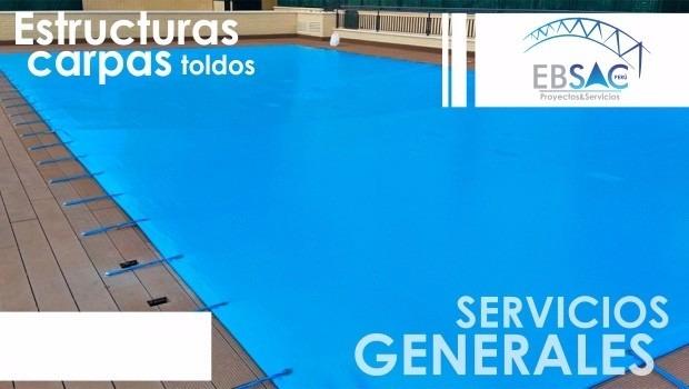 Toldos y cobertores de piscina s 500 00 en mercado libre - Cobertores de piscina ...