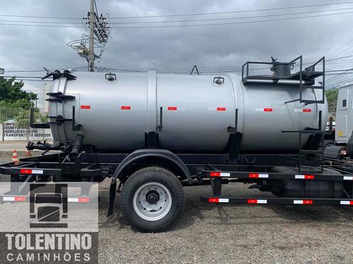 tolentino caminhao ford cargo 1319 2013 tanque limpa fossa