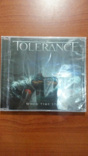tolerance cd when time stops