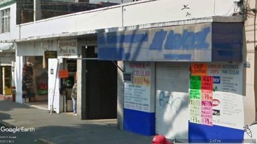 toluca isidro favela terreno comercial para 5 niveles 932 m2