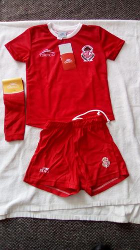 toluca kit completo atletica temp. 2006-2007 de coleccion