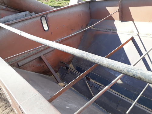 tolva autodescargable 14 toneladas cestari