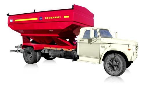 tolva autodescargable para camion bombassei 13.500 litros