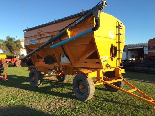 tolva comofra semilla y fertilizante 14 ton nueva disponible