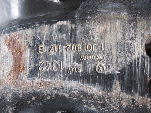 tolva de motor lamina volkswagen jetta a-4 1999-2007