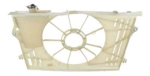 tolva de ventilador de radiador toyota corolla 2003 - 2008