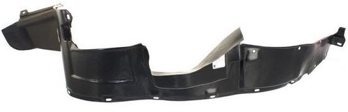 tolva en salpicadera izquierda nissan quest 1993 - 1998