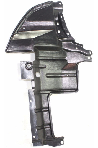 tolva inferior de motor derecha outlander 2003 - 2006